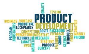 product development infograph